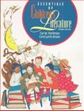 Essentials of Children's Literature, Lynch-Brown, Carol and Tomlinson, Carl M., 0205167519