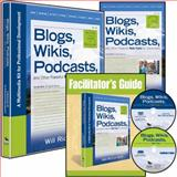Blogs, Wikis, Podcasts, and Other Powerful Web Tools for Classrooms (Multimedia Kit) : A Multimedia Kit for Professional Development, Richardson, Will, 1412977517