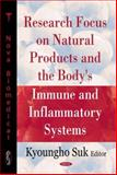 Research Focus on Natural Products and the Body's Immune and Inflammatory Systems, Suk, Kyoungho, 1600217516