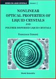 Nonlinear Optical Properties of LC and PDLC, Francesco Simoni, 981021751X