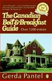 Canadian Bed and Breakfast Guide, 1996-1997 Edition, Gerda Pantel, 0140257519