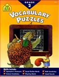 Word Puzzles 2, Judith Giglio and School Zone Publishing Company Staff, 0887437516