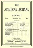 The American Journal of Nursing : Reproduction of First Issue, October 1900, , 1582557519