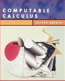 Computable Calculus, Aberth, Oliver, 0120417529