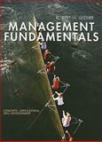 Management Fundamentals : Concepts, Applications, Skill Development, Lussier, Robert N., 1111577528