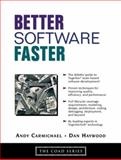 Better Software Faster, Carmichael, Andy and Haywood, Dan, 0130087521