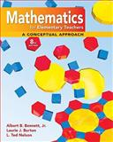 Manipulative Kit Mathematics for Elementary Teachers, Bennett, Albert, 0077237528