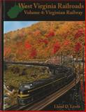 West Virginia Railroads, Lloyd D. Lewis, 0939487527