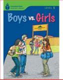 Foundation Readers Level 5. 4 Boys Versus Girls Set Of 25 9781424007523