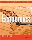 Economics, Steve Slavin, 0471317527
