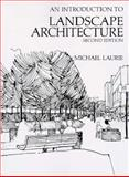 Introductory Landscape Architecture, Laurie, Alex, 0135007526