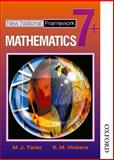 Mathematics 7+, M. J. Tipler and K. M. Vickers, 0748767525