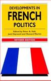 Developments in French Politics 9780312047528