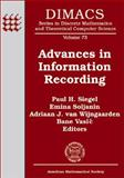 Advances in Information Recording, Paul H. Siegel, 0821837524