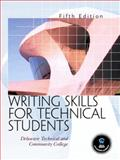 Writing Skills for Technical Students, Delaware Technical and Community College, 0130497525