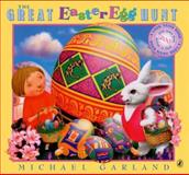 The Great Easter Egg Hunt, Michael Garland, 0142407534
