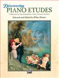Discovering Piano Etudes, , 0739027530