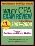 Wiley CPA Exam Review 2007-2008, Delaney, Patrick R. and Whittington, O. Ray, 0471797537