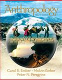 Anthropology, Ember, Carol R. and Ember, Melvin, 0132277530