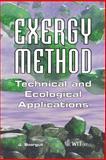 Exergy Method : Technical and Ecological Applications, Szargut, J., 1853127531