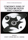 Coincidence Studies of Electron and Photon Impact Ionization, , 1475797532