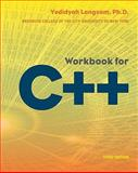 Workbook for C++, Langsam, Yedidyah, 0558347533