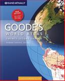 Rand Mcnally Goode's World Atlas, Veregin and Rand McNally Staff, 0528877534