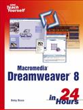 Sams Teach Yourself Macromedia Dreamweaver 8 in 24 Hours, Bruce, Betsy, 0672327538