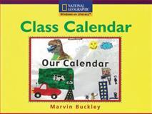 Classroom Calendar, National Geographic Learning National Geographic Learning and Marvin Buckley, 0792287533
