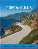 Student Solutions Manual Precalculus, Barnett, Raymond and Ziegler, Michael, 0077297547