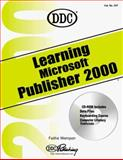 Microsoft Publisher 2000, Faithe Wempen, 1562437542