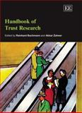 Handbook of Trust Research, Bachmann, 1843767546