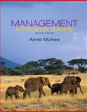 Management : A Focus on Leaders, McKee, Annie, 0133077543