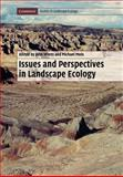 Issues and Perspectives in Landscape Ecology, , 0521537541