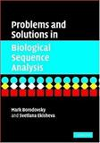 Problems and Solutions in Biological Sequence Analysis, Borodovsky, Mark and Ekisheva, Svetlana, 0521847540