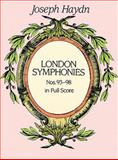 London Symphonies Nos. 93-98, Joseph Haydn, 0486297543