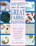 Great Fabric Painting, Julia Richardson, 0891347542