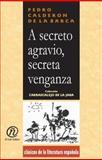 A secreto agravio, secreta Venganza, Calderón de la Barca, Pedro, 1413517544