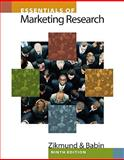 Essentials of Marketing Research (with Qualtrics Card), Zikmund, William G. and Babin, Barry J., 1439047545