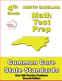 North Carolina 4th Grade Math Test Prep, Teachers Treasures, 1484807545