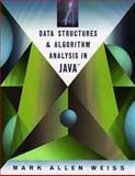 Data Structures and Algorithm Analysis in Java, Weiss, Mark Allen, 0201357542