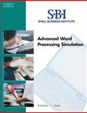 Sbi : Advanced Word Processing Simulation, Ambrose, Ann and Jones, Dorothy L., 0538437545