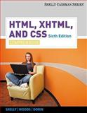 HTML, XHTML, and CSS : Comprehensive, Shelly, Gary B. and Woods, Denise M., 0538747544