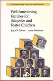 Well-Functioning Families for Adoptive and Foster Children 9780802067548