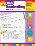 Daily Handwriting Practice Tradtional Cursive, Evan-Moor, 1557997543