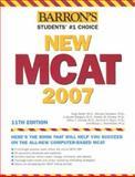 Barron's New MCAT, Hugo R. Seibel and Carolyn M. Conway, 0764137549