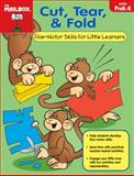 FineMotor Skills for Little Learners, The Mailbox Books Staff, 1562347551
