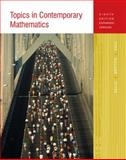 Topics in Contemporary Mathematics, Britton, Jack R. and Kaul, Anton, 0618347550