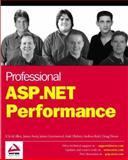 Professional ASP.NET Performance, Odhner, Matt and Thews, Doug, 1861007558