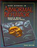 Case Studies in Abnormal Behavior, Meyer, Robert G., 0205187552